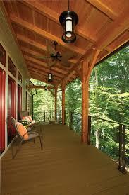 Side Porch Designs Out On A Limb Home U0026 Design Magazine