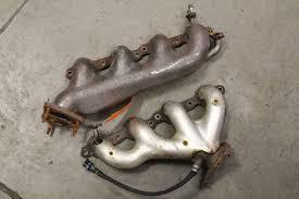 99 camaro exhaust exhaust manifolds 98 99 ls1 5 7 camaro firebird used per side