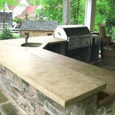 cheap outdoor kitchen ideas fancy outdoor countertop ideas outdoor kitchen awesome office