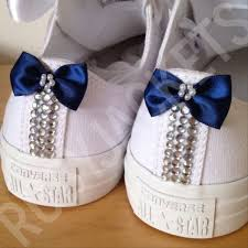 wedding shoes etsy bridesmaid dresses navy blue converse wedding shoes etsy
