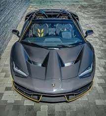first lamborghini first lamborghini centenario roadster delivered in the us
