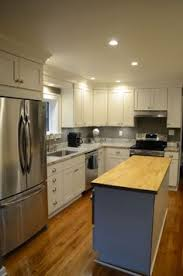in south orange new jersey a remodeled kitchen features starmark