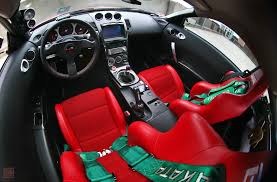 350z Custom Interior Got A New Steering Wheel Page 3 Nissan 350z Forum Nissan 370z