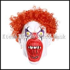 Scary Clown Halloween Costumes Men Cheap Kids Scary Masks Aliexpress Alibaba Group