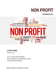 doc 585650 non profit business plan template u2013 non profit
