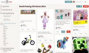 checkedtwice family gift registry wish list birthday