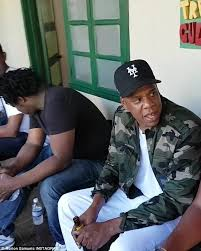 Jay Z Pool Meme - jay z hangs out in jamaica as bey s twins expected any day daily
