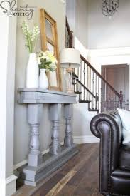 Skinny Foyer Table Narrow Sofa Table Foter