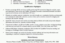 Auto Mechanic Resume Sample by Resume Objective Examples Maintenance Mechanic Resume Summary