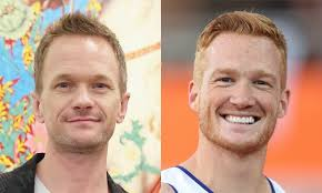 barney stinson haircut zac efron meets his olympic look alike and more celeb doppelgängers