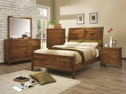 rustic bedroom furniture suites two drawers brushed bronze knob