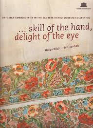Ottoman Books Skill Of The Delight Of The Eye Ottoman Embroderies In The