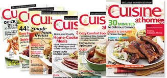 mag cuisine cuisine at home store for more from the editors of cuisine at home