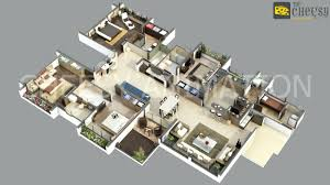 3d Floor Plan Online by 3d Home Floor Plan For House 3dfloor Planner Online Free Download