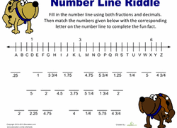 decimals worksheets u0026 free printables education com