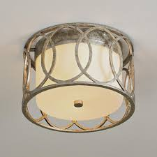 bronze and silver light fixtures circlet ceiling light circlet ceiling and bronze finish