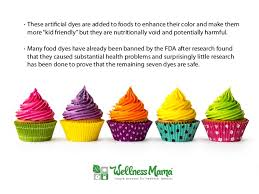 do food dyes affect behavior