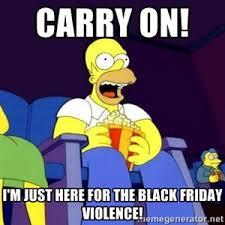 Homer Simpson Meme - homer simpson on black friday meme by purplephoneixstar on deviantart
