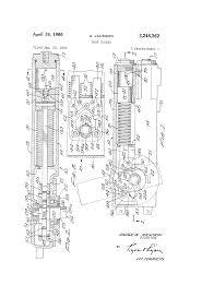 Overhead Door Closer Adjustment by Patent Us3246362 Door Closer Google Patents