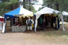 How To Build A Tent Get Medieval On Your Pop Up