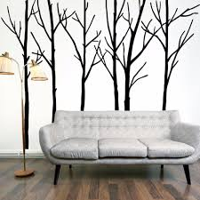 Diy Paintings For Home Decor Simple Fashion Tree Branches Diy Art Home Decor Vinyl Living Room