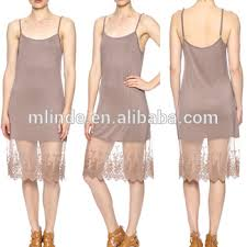 alibaba suppliers fashion apparel chiffon lace cream knee