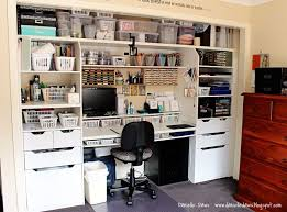Craft Room Closet Organization - 54 best scrap room images on pinterest craft rooms craft space