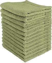utopia towels luxury cotton washcloth towel set 12
