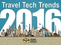 travel tech trends 2016
