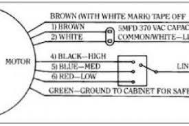 fasco motors wiring diagram 115 230 single phase capacitor motor
