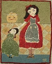 147 best rug hooking whimsy images on pinterest punch needle