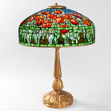 dale tiffany dragonfly lily table l a tiffany studios new york tulip table l the shade features
