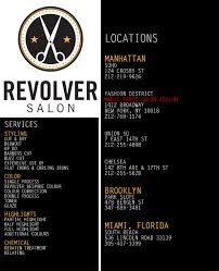 revolver salon ricky u0027s nyc