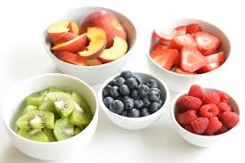 fruit fresh melon fruit salad recipe dishmaps