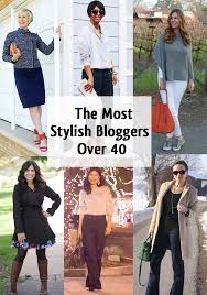street style for over 40 best style bloggers over 40 the modern savvy