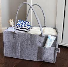 Baby Storage Baskets The Good Baby Diaper Caddy Nursery Storage Bin And Car Organizer