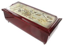 Engraved Music Box Boxes Collection On Ebay