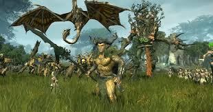 Total War  Warhammer     s DLC gets a bit more ambition with the Wood     Eurogamer Total War  Warhammer     s DLC gets a bit more ambition with the Wood Elves     Eurogamer net