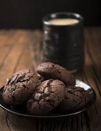 cuisine sans farine biscuits sans farine au cacao parfumé pour 6 personnes recettes