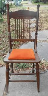 Kitchen Chair Seat Replacement How To Make A Cushion Top For A Cane Chair With No Caning Chair