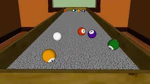 indoor carpet ball table carpetball table in room animation youtube