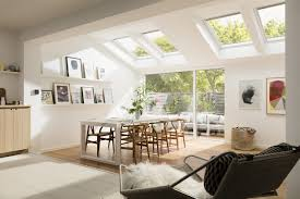 velux unveils new white painted roof windows