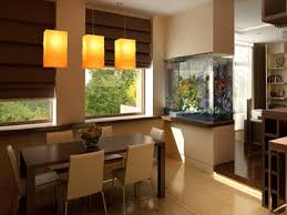 Feng Shui For Wealth With Fish Tanks - Dining room feng shui