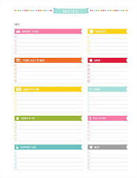 free printable daily planner pages 2014 best photos of printable daily planner sheets free printable daily