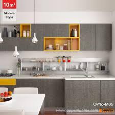 modern style kitchen design oppein kitchen in africa op16 m06 10 square meters straight line
