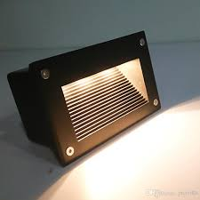 led stair lights image of led stair lights outdoor recessed led