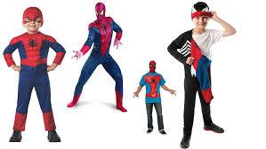 top 10 best spiderman costumes for halloween 2018 heavy com