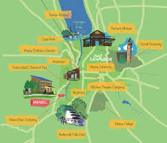Ithaca Ny Map About The Housing Site Amabel