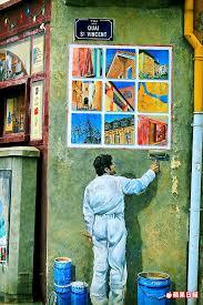 canap駸 lyon 法國里昂驚豔法式壁畫之都遊訪世界遺產城 許棟雄網站 隨意窩xuite日誌