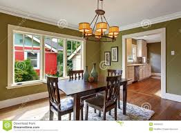 Green Dining Room Ideas Olive Green Dining Room Home Design